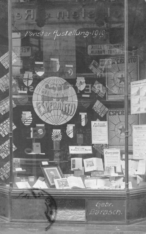 Esperanto-Ausstellung, Breslau 1919