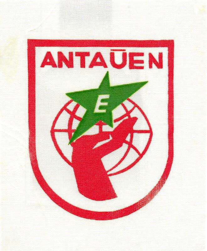 Abzeichen: Antaŭen