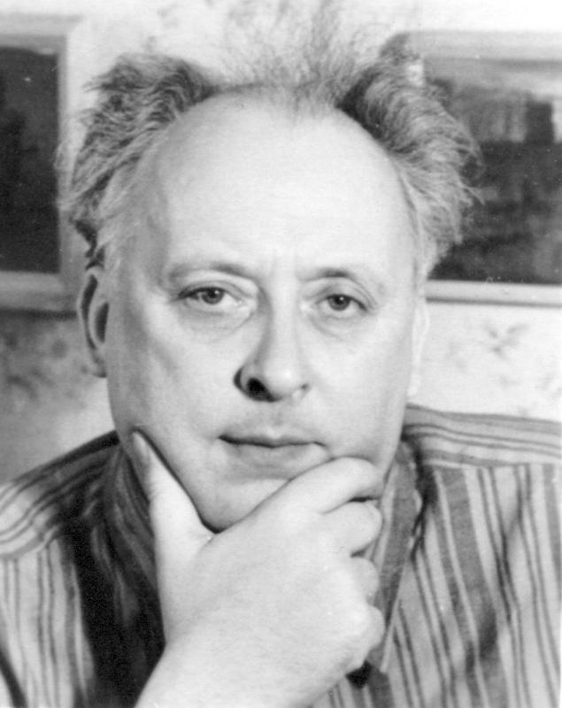 Arne Bengtsson, Mölndal um 1955