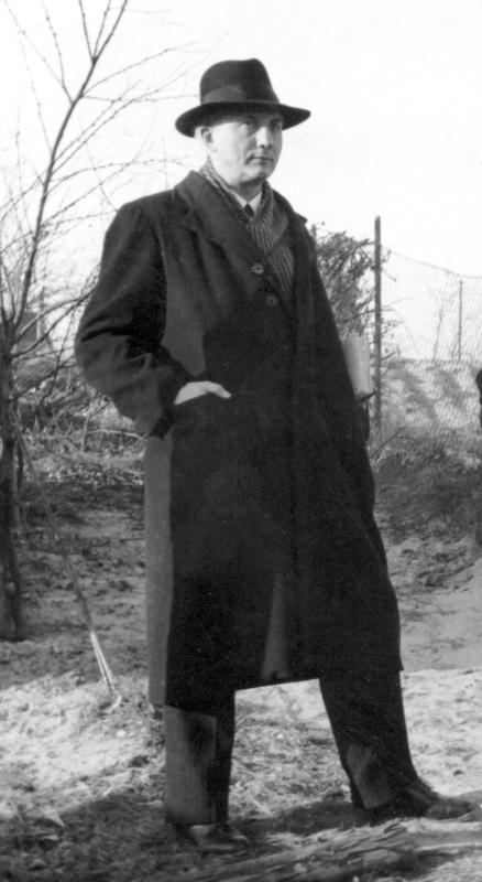 Max Josef Metzger, 1942