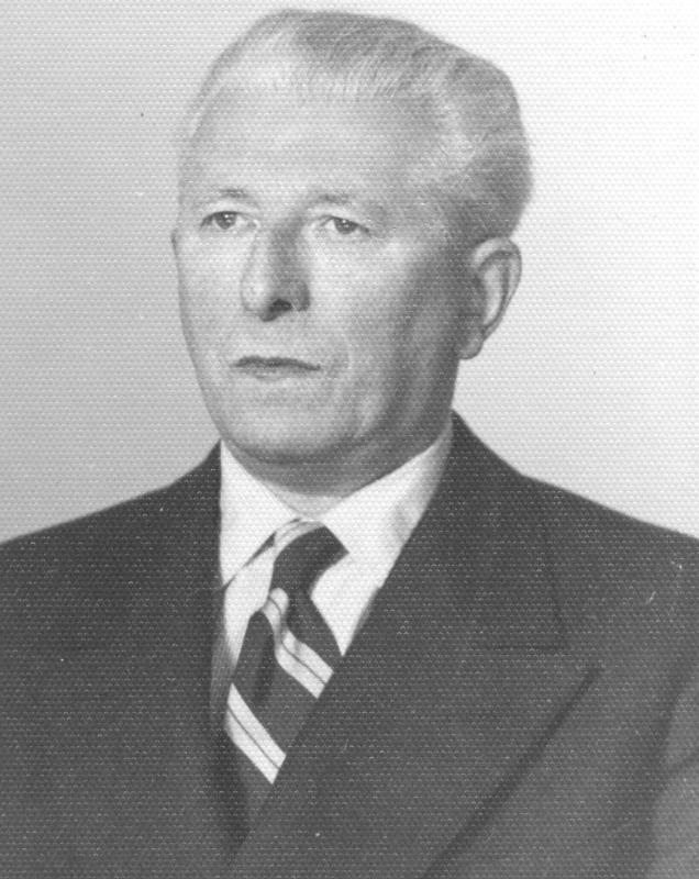 Corrado Grazzini, Florenz um 1945