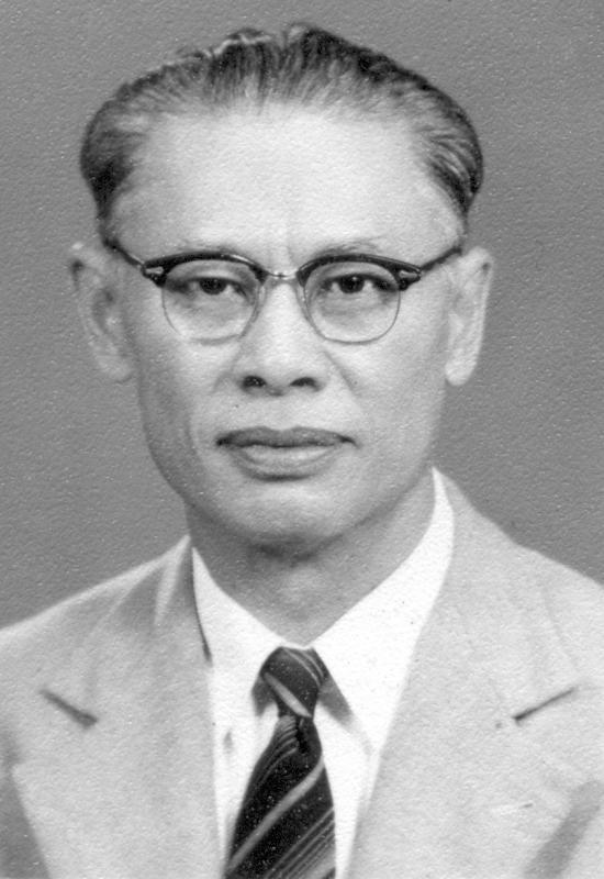 Wong Kenn, Penang 1956