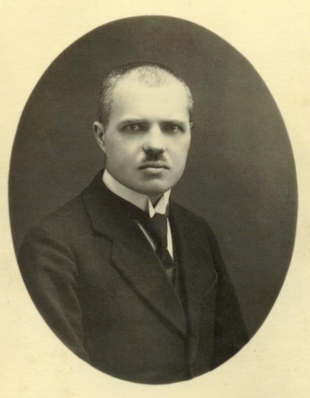 Gustav Schattat, um 1890