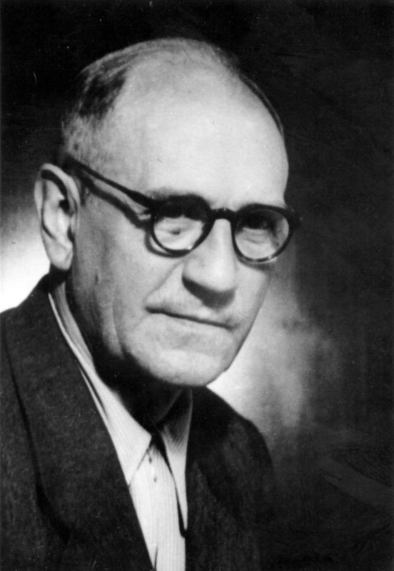 Bruno Kuberski, um 1970