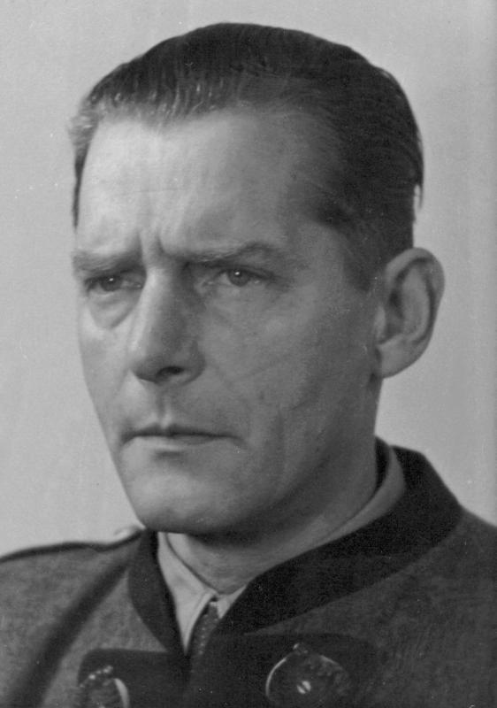 Hans Frenzel, um 1945