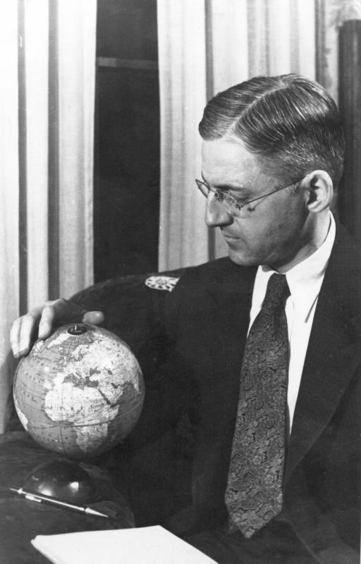 Fenton Stancliff, 1937