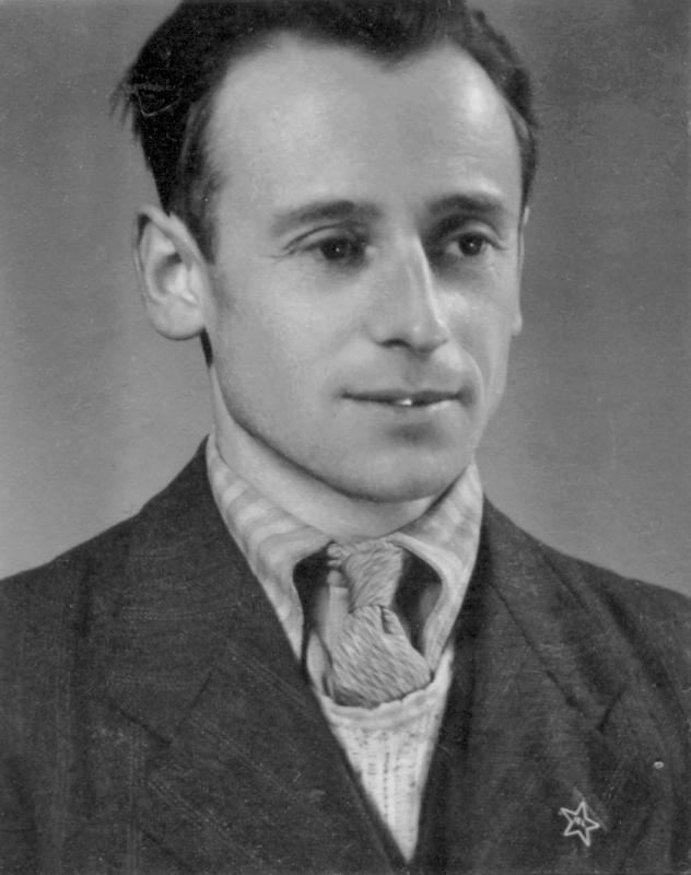 Alois Postl, um 1935