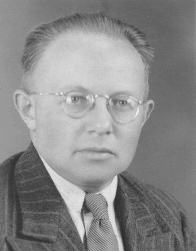 Berthold Guttmann, Teplice um 1935