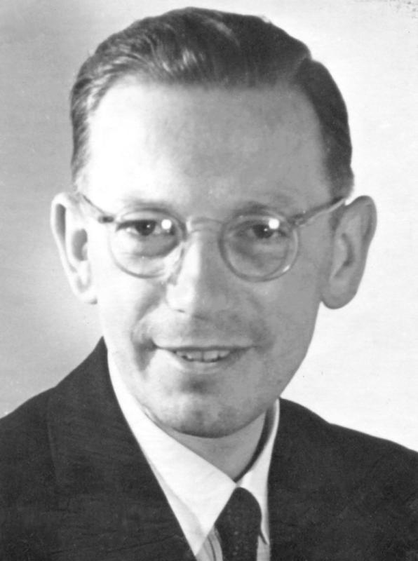 Erich Dahlmann, Berlin um 1945
