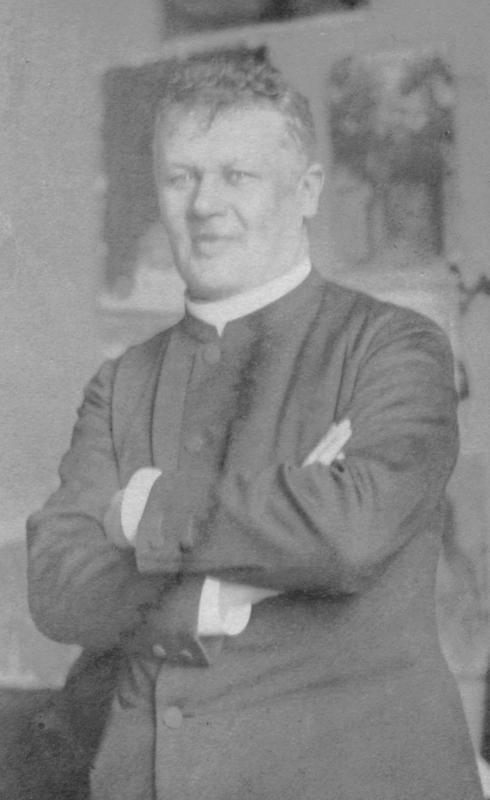 Sandor Giesswein, um 1910