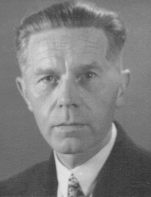 Wim Koopmans, Utrecht um 1955