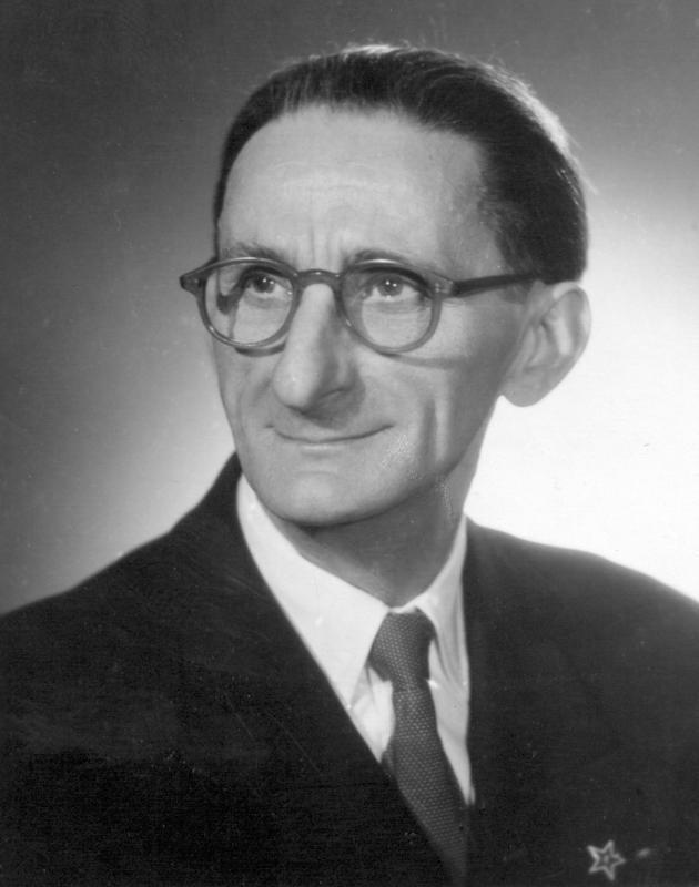 Julio Baghy, Budapest um 1960