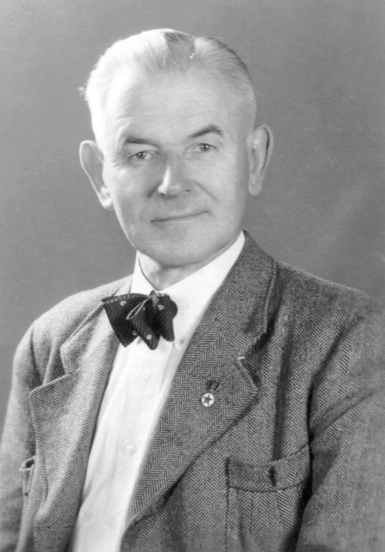 Franz Kindler, um 1960