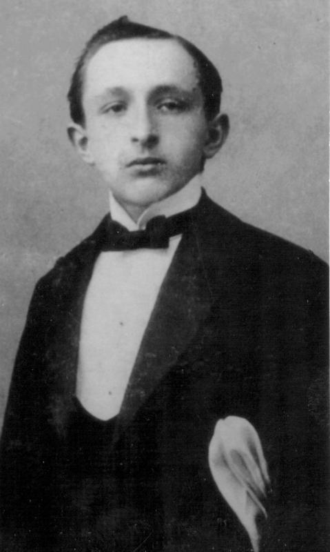 Erhard Urban, 1905