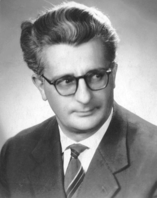 Andrzej Rajski, um 1960