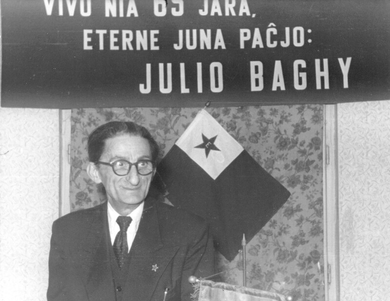 Julio Baghy, Budapest 1956
