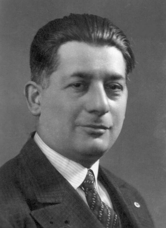 Oskar Berman, Warschau 1933