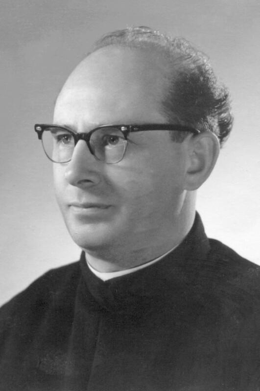 Robert Hellebaut, um 1955