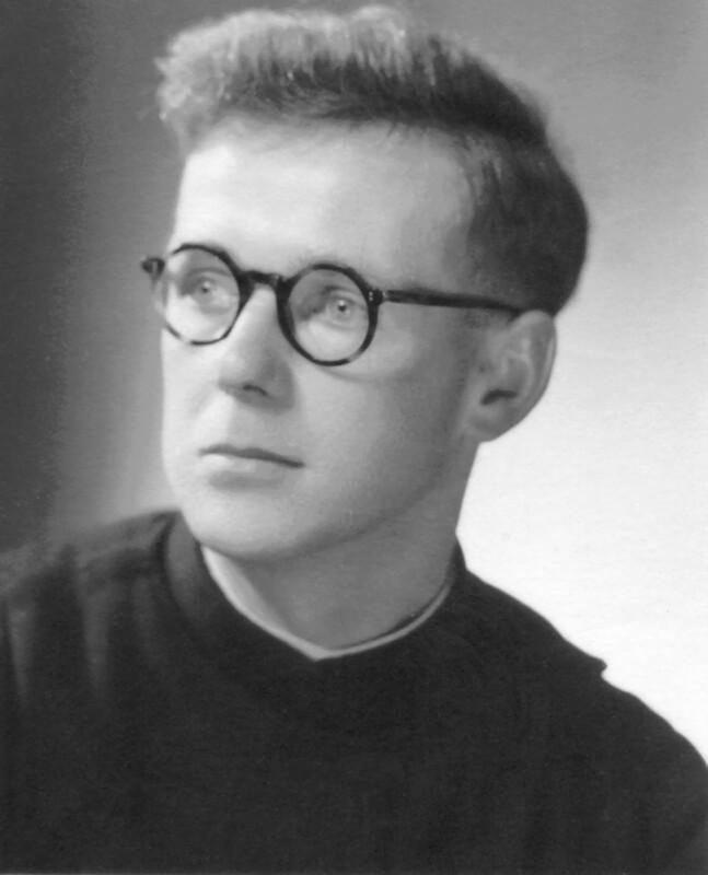 Lodewijk de Doncker, um 1955