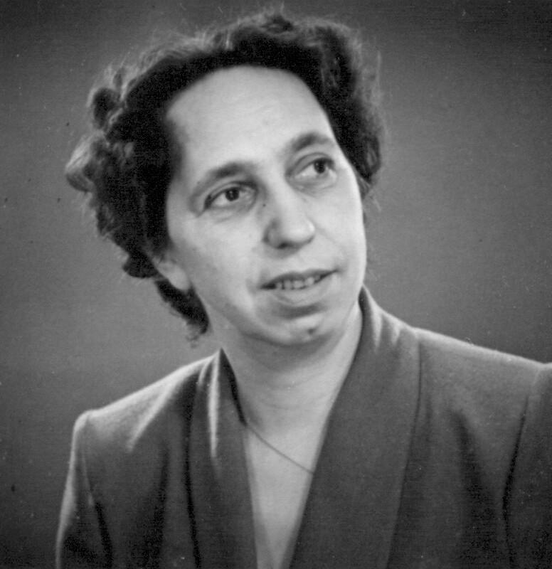 Emmi Stox, Berlin 1953