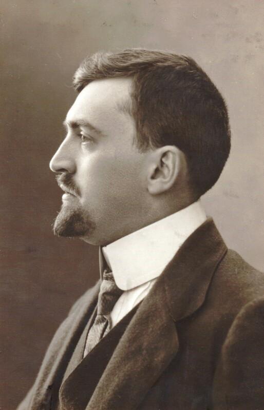 Hector Hodler, 1917