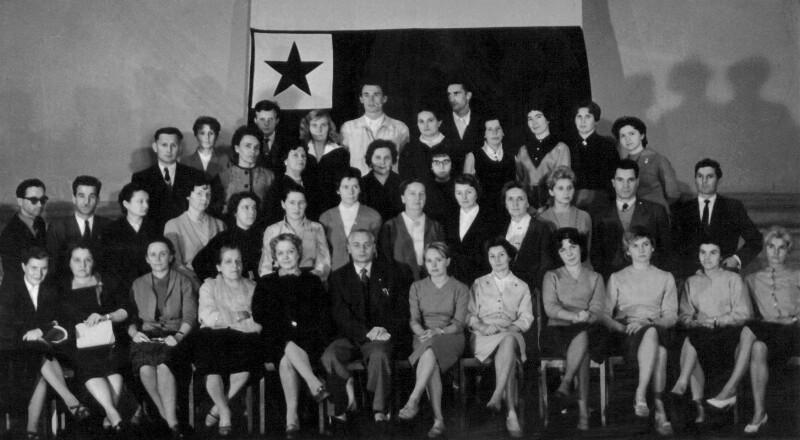 Esperanto-Kurs für Pädagogen, Wrocław 1960