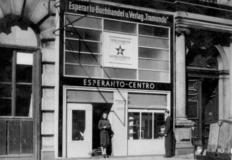 Österreichischer Esperantisten-Verband, Wien um 1930