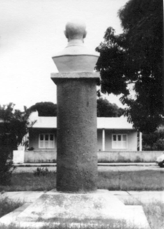 Zamenhof-Denkmal, Fortaleza 1975