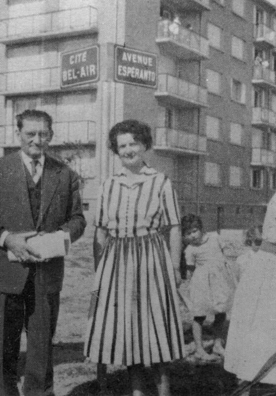 Avenue Espéranto, Montreuil-Belfroy 1960