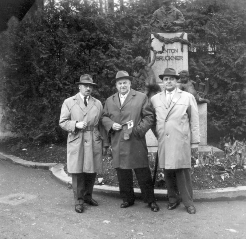 Esperantisten-Treffen, Steyr um 1955