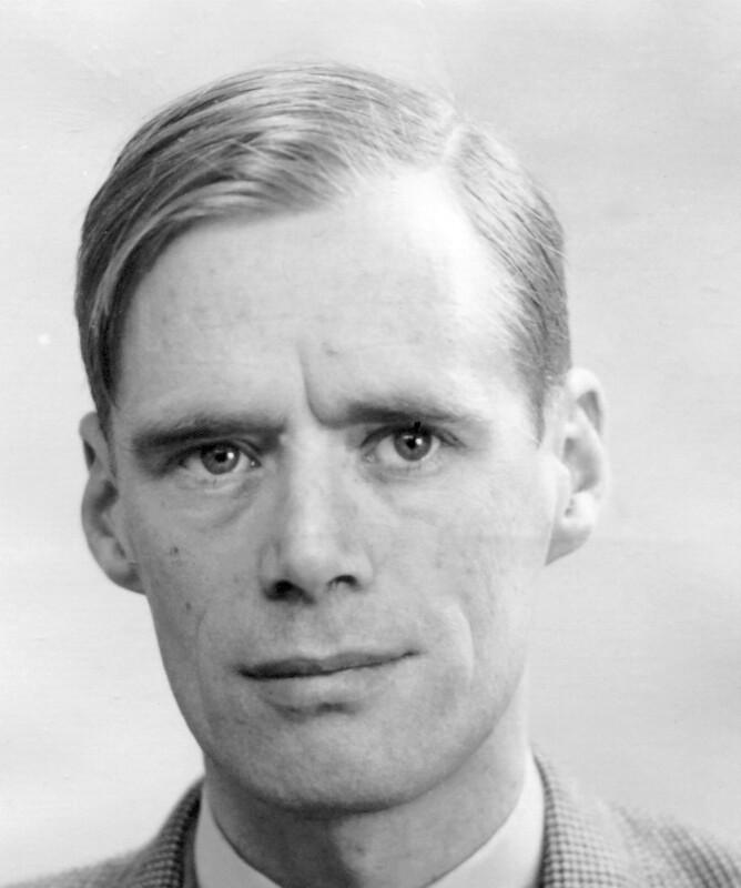 Frederick Henry Turner, Ljungsbro um 1955