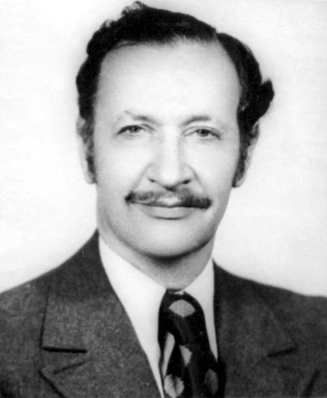 Juan Eduardo Bachrich, Caracas um 1970