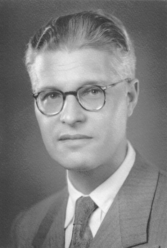 Henri F. Ellenberger, Montreal um 1960
