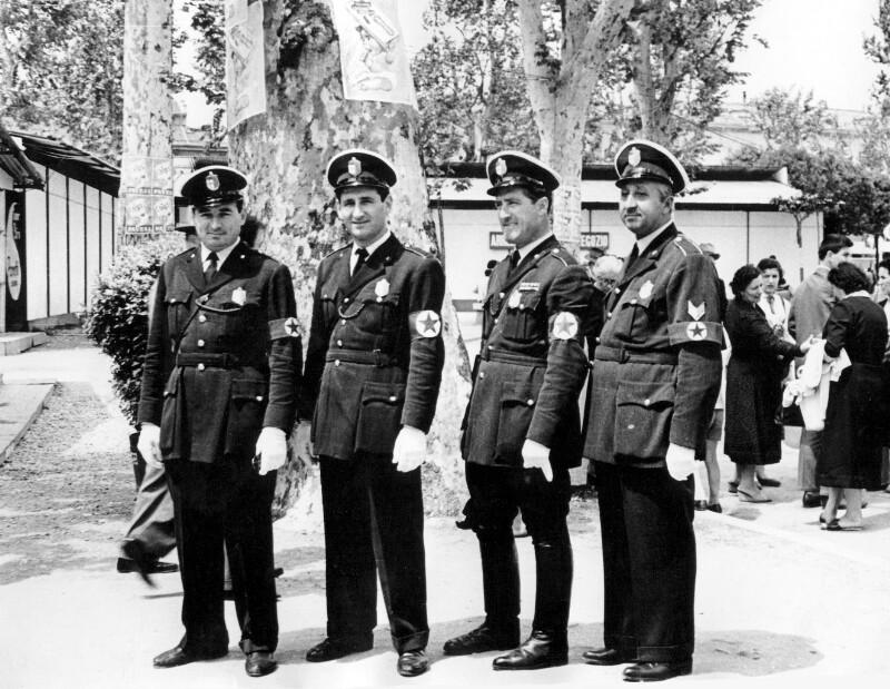 40. Esperanto-Weltkongress, Bologna 1955
