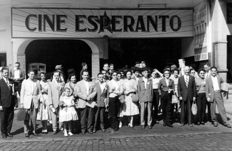 15. Brasilianischer Esperanto-Kongress, Petropolis 1957