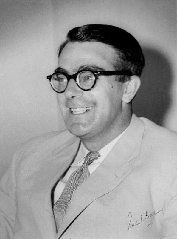 Ralph Harry, 1956
