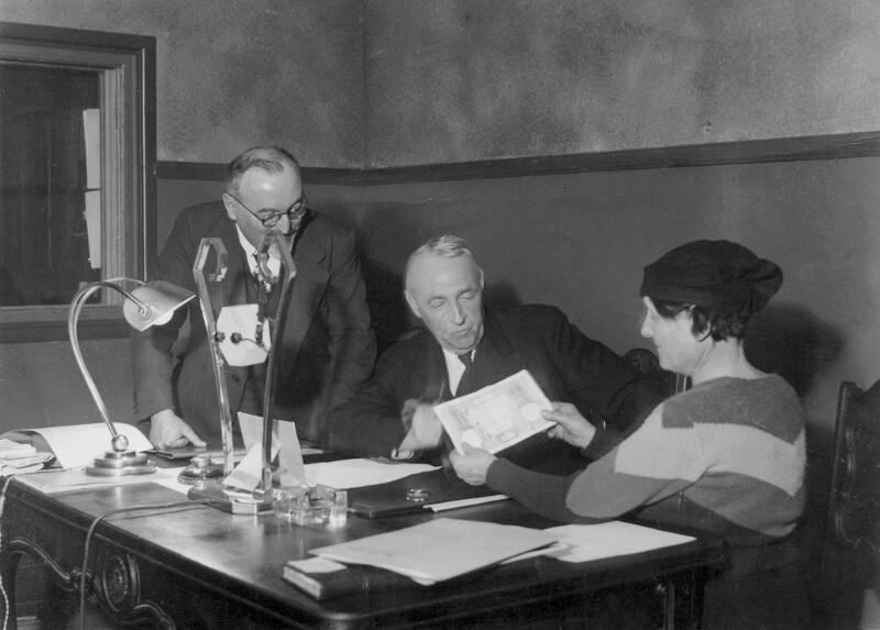 Esperanto-Kurs im Radio, Lyon 1935
