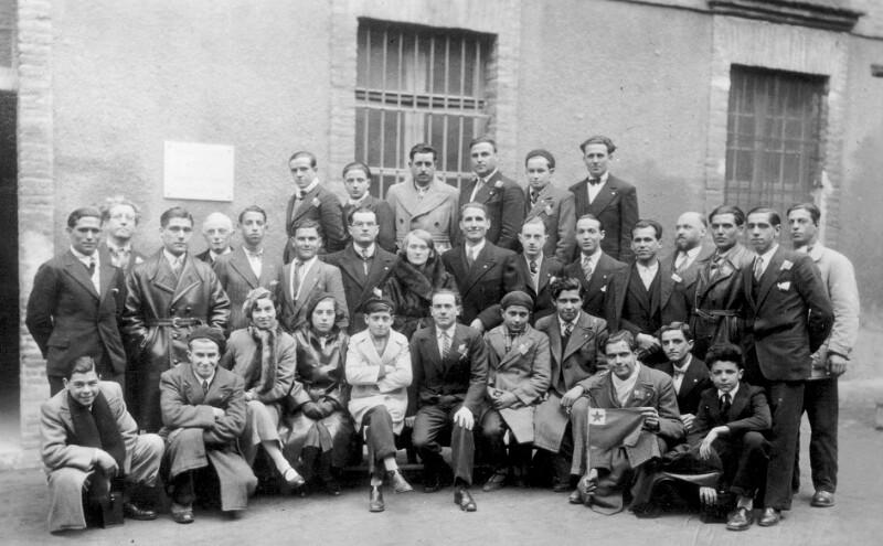 Esperanto-Kurs, Frankreich 1935