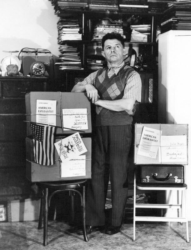 Ralph R. Bonesper, New York um 1950