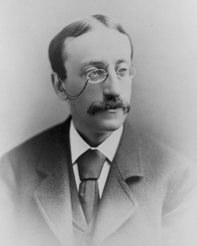 Henry Phillips, um 1880