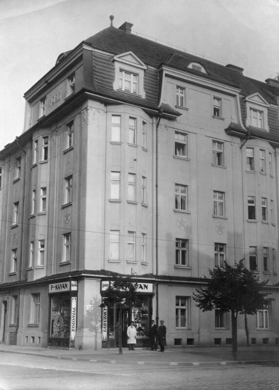 Esperanto-Haus, Pilsen 1923