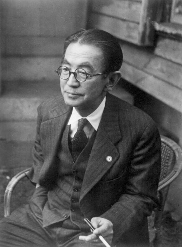 Kenji Ossaka, um 1955