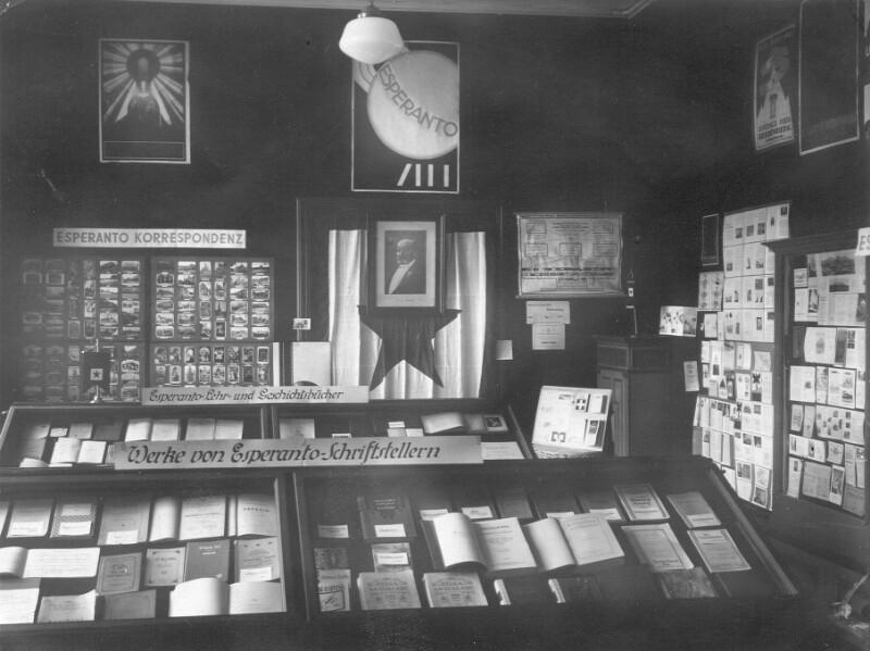 Esperanto-Ausstellung, St. Gallen 1930/31