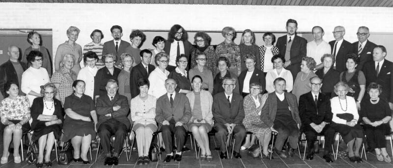 Esperanto-Kurs, Aarhus 1970
