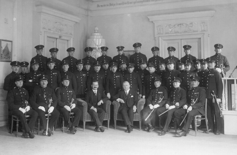 Polizei-Esperanto-Kurs, Wien 1931/32