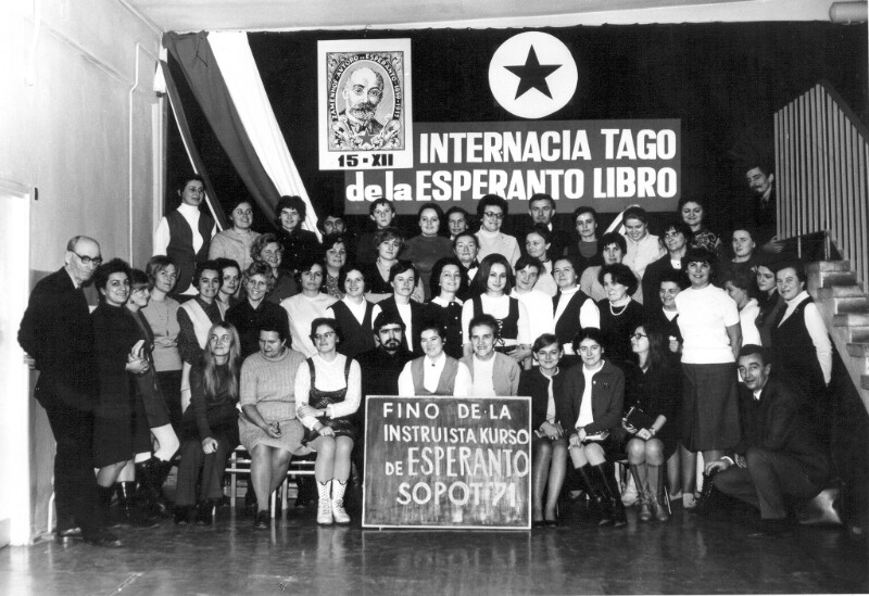 Internationaler Tag des Esperanto-Buches, Sopot 1971