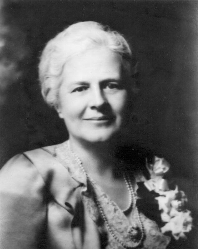 Alice Vanderbilt Shepard Morris, um 1935
