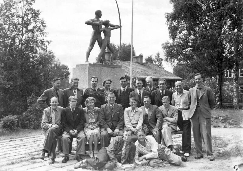 Esperanto-Kurs, Brunnsvik 1937