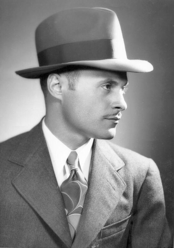 Ali Fiumedoro, USA um 1930