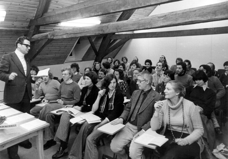 Internationale Akademie, Manternach 1978